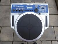 The Roland HPD-15 HandSonic Electronic Hand Percussion Pad with V – Drums Technology.
