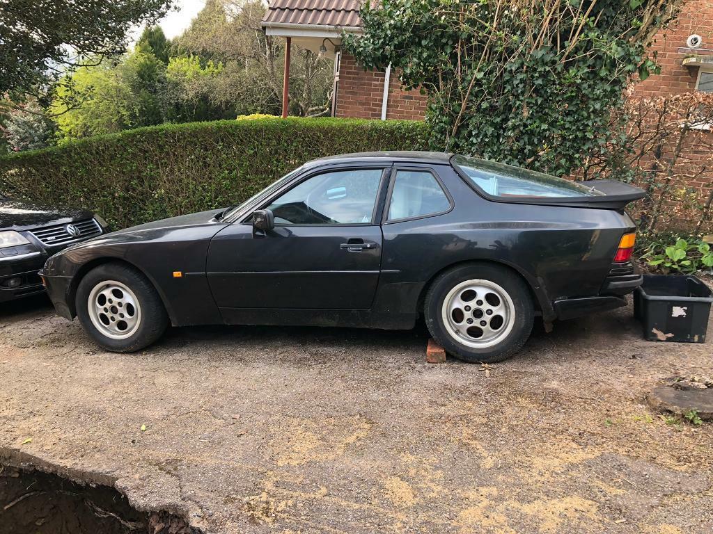 Porsche 944 Parts >> Porsche 944 2 7 Lux 1989 For Spares 911 924 968 Parts In Rogerstone Newport Gumtree