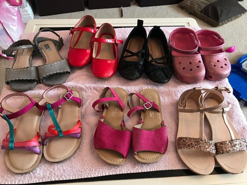 c93e4f6bd Girls sandals and shoes (11)   in Chelmsford, Essex   Gumtree