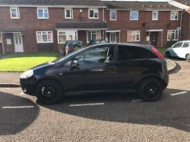 £750 ONO 2006 FIAT GRANDE PUNTO 1.4L NEW CLUTCH 3DR HATCHBACK MOTED TILL JANUARY 2017
