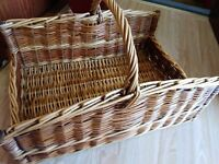 Lovely Large log basket