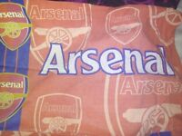Arsenal quilt cover set