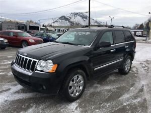 2010 Jeep Grand Cherokee Limited 4WD  111000K