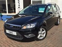 2009 59 FORD FOCUS 1.8TDCi 115ps ZETEC~AUGUST 17 MOT~ONE FORMER KEEPER~