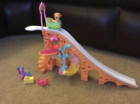 My little pony roller coaster