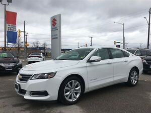 2017 Chevrolet Impala LT ~Less Than 20,000Km ~Power Seat