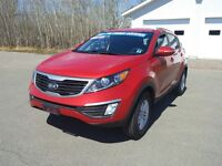 2013 Kia Sportage ALL WHEEL DRIVE|ONE LOCAL OWNER|LX