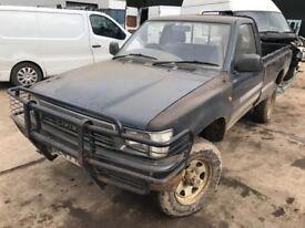 Toyota hi lux diesel 4/4