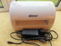 eBosser - Electric Embosser and Die Cutter