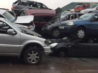Scrap cars wanted £60 minimum