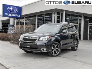 2015 Subaru Forester 2.0XT Limited with Eyesight