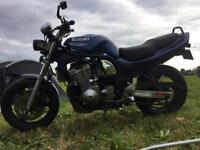 Suzuki bandit gsf-x 600 1999 T reg