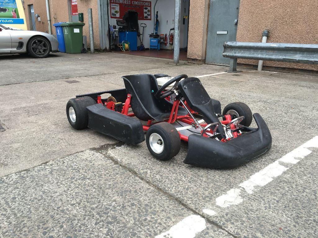Kids petrol Go Kart Honda Biz 6-10 yr old | in Falkirk | Gumtree