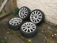 Ford Fiesta,escort,Focus,Puma st 150 Wheels,£200