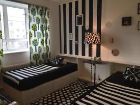 Well located Twin room in Pimlico