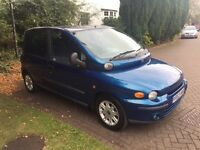 Fiat Multipla - top of the range version, just had MOT, good condition, great family car, 6 seats