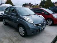 2006 Auto Nissan Micra 1.4 petrol - A/C - 1 Year MOT - Drives Great - 54,000 Miles Only