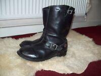 Harley Davidson Boots- Size USA 11