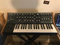 Moog Sub37 Analogue Synthesizer