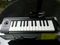 Korg microkey air2 25 Bluetooth keyboard