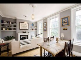Furnished 2 Bedroom Flat in Brixton: Available Until January (Short Term Let)