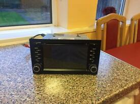 XTRONS RADIO/SATNAV BLUETOOTH MINT CONDITION AUDI A4/A3/TT