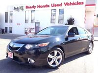 2011 Acura TSX w/Premium Pkg | Leather | Roof