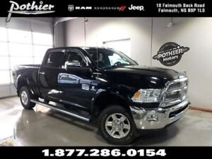 2013 Ram 2500 Laramie Longhorn | DIESEL | LEATHER | SUNROOF |