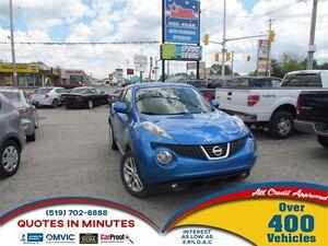 2012 Nissan Juke SL | SUNROOF | KEYLESS | HEATED SEATS