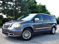 2015 Chrysler Town & Country Limited LOADED Nav Dual DVD Pkg Tow
