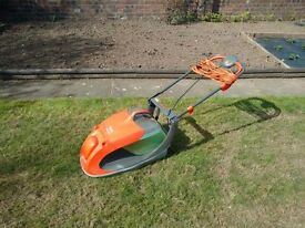 lymo Easi Glide 300 Electric Hover Collect Lawnmower 1300W - 30cm