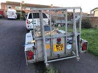 Ifor Williams 2750ton plant trailer