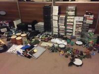 Gaming joblot, consoles, games resell / car boot