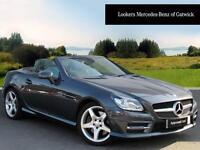 Mercedes-Benz SLK SLK200 BLUEEFFICIENCY AMG SPORT (grey) 2015-05-07