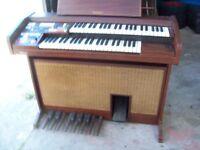 Technics Concertmate Organ