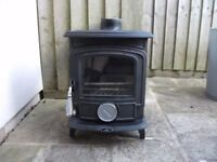 Woodburning stove - Multi fuel stove