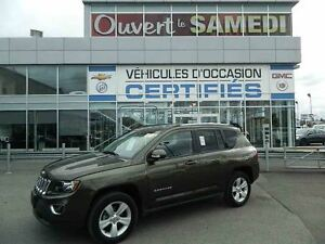 2016 Jeep Compass TOIT OUVRANT+ CUIR +SIEGES CHAUFFANTS