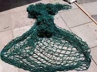 A big bag of netting