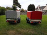 New trailer box 6x4