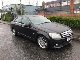 ***MERCEDES-BENZ C220 CDI BLUE EFFICIENCY SPORTS FULL SERVICE HISTORY*** £5999!