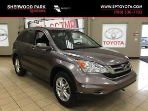 2011 Honda CR-V EX-Priced low due to small claim!