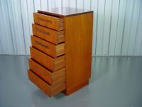 Retro G-Plan Chest Of Drawers Vintage Furniture X
