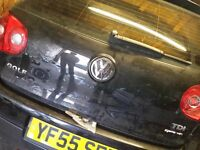 VW Golf 55 Reg Diesel Breaking All parts available