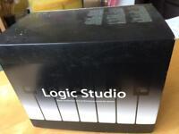 Logic Pro 8 all discs and manuals audio studio sotware