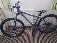 Mountain bike for sale never used
