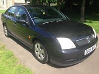 VAUXHALL VECTRA 1.8i Club 5dr (black) 2005