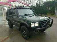 2001 LAND ROVER DISCOVERY TD5 MANUAL