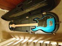Peavey Fury Bass 1980s USA with Hardcase