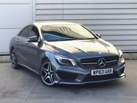 2014 Mercedes-Benz Cla Class 2.1 CLA220 CDI AMG Sport 7G-DCT 4dr (start/stop) DIESEL** NIGHT PACK**