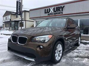 2012 BMW X1 2.8 XDRIVE -AUTO-ONLY 48 K
